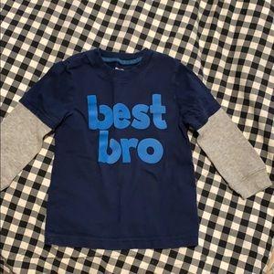 Carters best bro shirt
